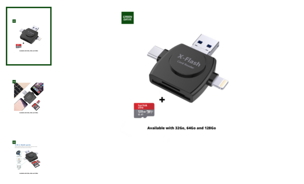 I migliori accessori per la Tesla con GreenDrive - adattatore