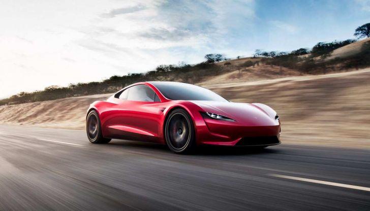 Eseguire il reset alla Tesla