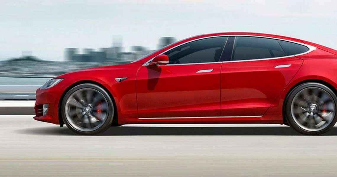 Azioni di Tesla salgono