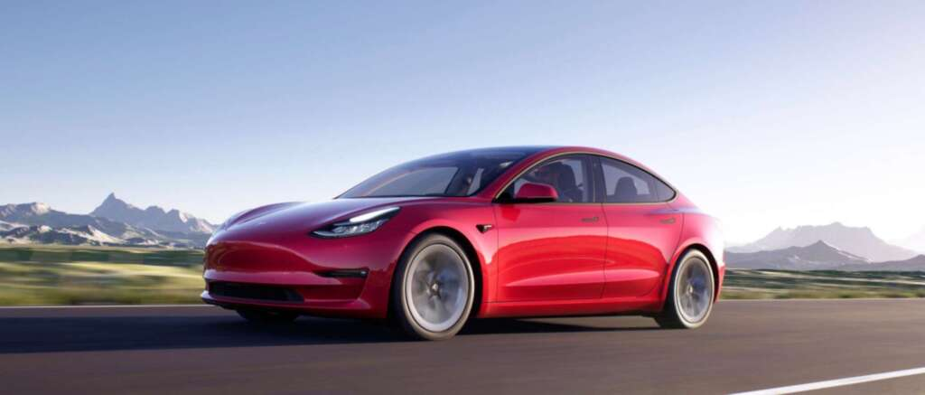 Crolla il dominio europeo di Tesla, ma in europa vende tanto