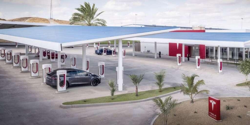 Nuovi sconti per il Tesla Supercharger