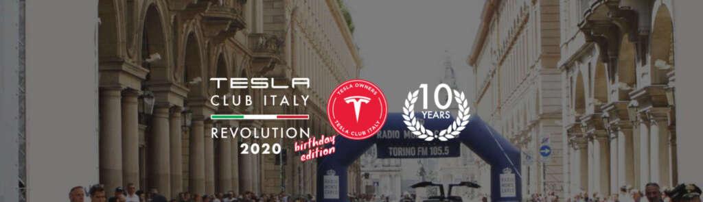 tesla club italy revolution