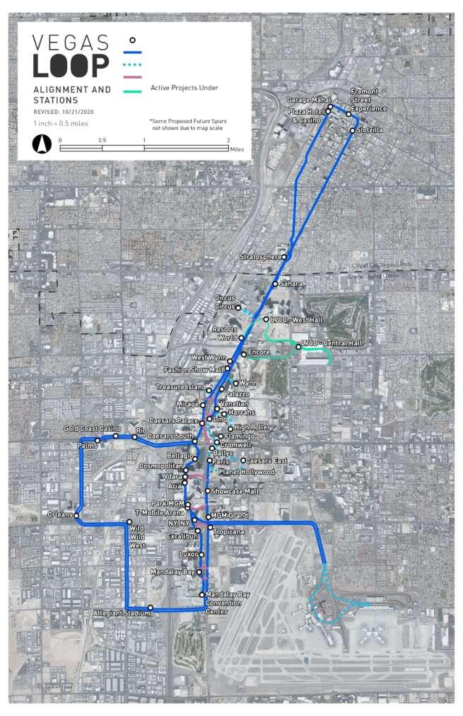 altra mappa del loop