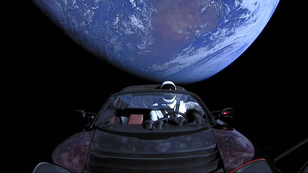 La prossima Tesla Roadster volerà