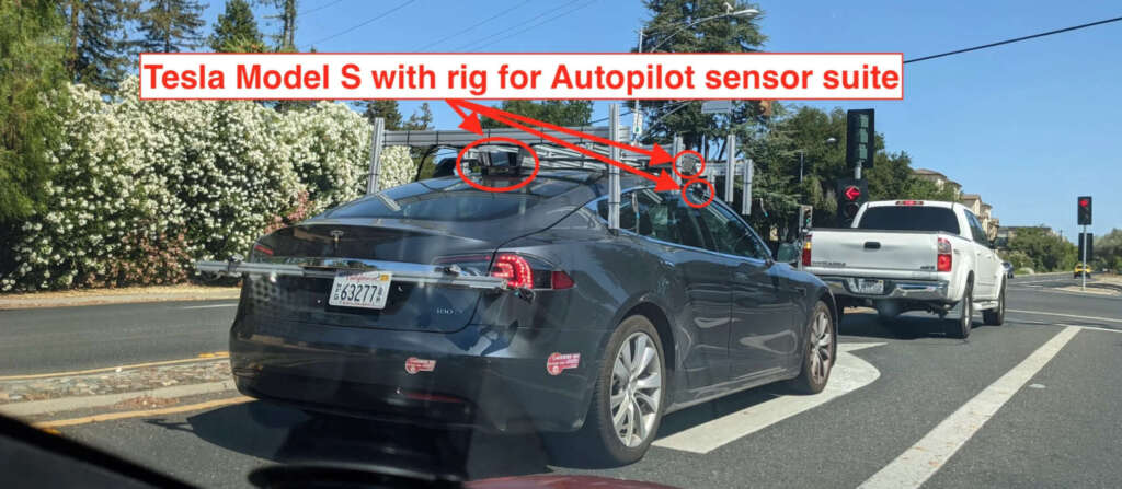Tesla implementerà mai il LIDAR? Model S