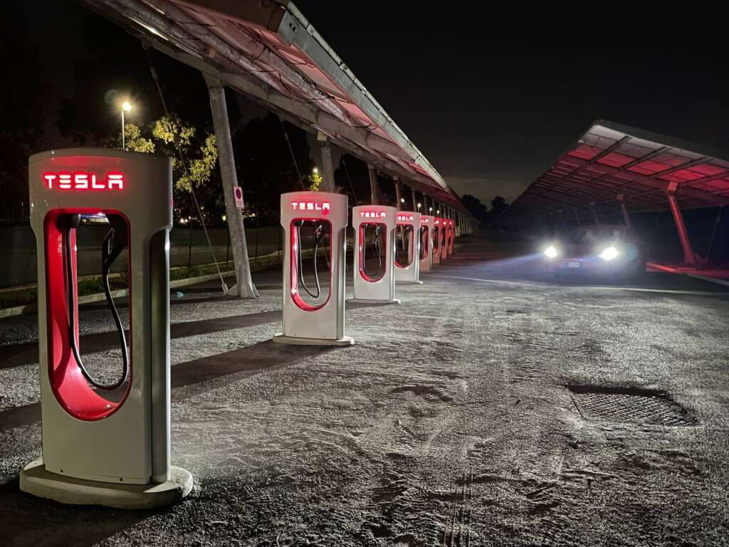 Supercharger di roma ovest