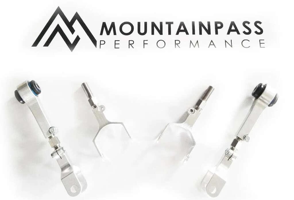Accessori Mountain Pass Performance
