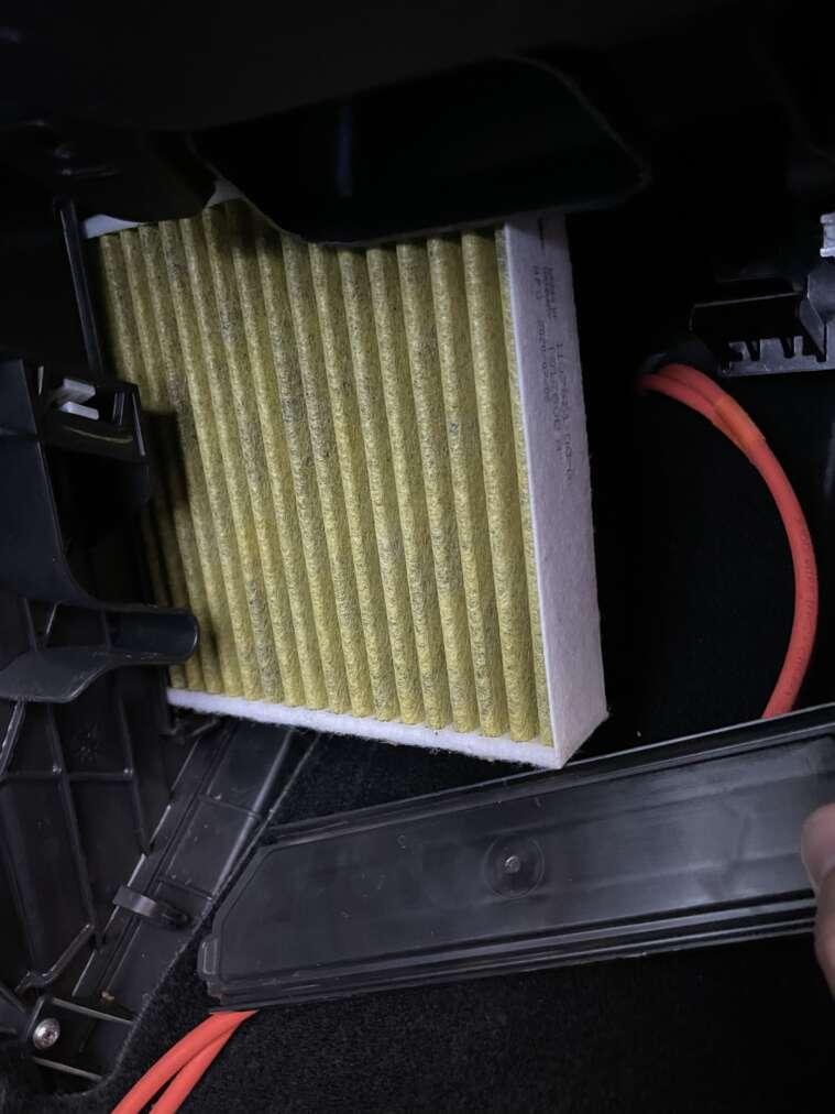guida alla sostituzione dei filtri abitacolo filtro