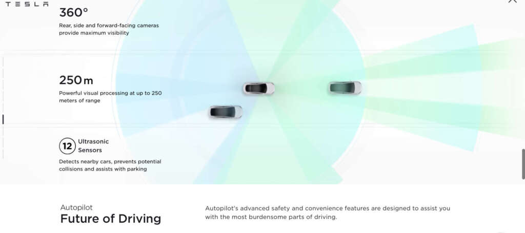 Il nuovo sistema di guida autonoma è alle porte, rimozione radar