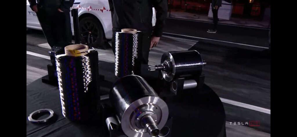 nuova model s rotori carbonio