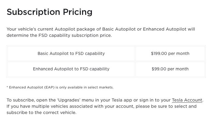 prezzi abbonato autopilot